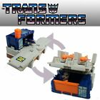 Transformers G1 Micromasters Transport Patrol Combiners Battle stations U choose
