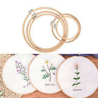 5 Size/set Embroidery Cross Stitch Tapestry Tension Ring Hoop Frame Sewing Tools