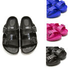 Kids Birkenstock Arizona EVA Slip On Adjustable Sandals Little Kids Sizes NEW