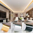 1 Roll Room Wall Molding Skirting Line Mural Sticker Tape Self Adhesive Decal
