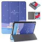 """For iPad 7th/8th Generation 10.2"""" Folio Stand Leather Thin Shockproof Case Cover"""