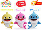 Baby Shark Sing And Snuggle Plush New 2020 Kid Toy Gift 3 Color yellow/Bule/Pink