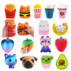 Jumbo Kawaii Popcorn Squeeze Toys Slow Rising Scented Antistress Kids Toys Gifts