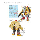 Claw Effect Fits Digimon Adventure Wargreymon Figure Rise With Decals