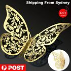 12/24/36x 3d Diy Wall Decal Stickers Butterfly Home Room Art Decor Decoration Au
