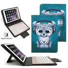 """For Amazon Kindle Fire HD 7"""" 8"""" 10"""" Tablet Keyboard Pattern Leather Case Cover"""