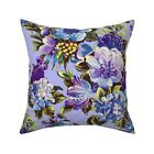 Regency Mid Century Retro Throw Pillow Cover w Optional Insert by Roostery