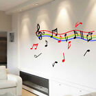 RHYTHM#1 Graphic Vinyl Wall Art Sticker Decal VG-502