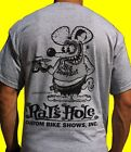 Rat's Hole Ash World Famous Big Daddy Rat logo