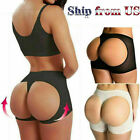 NEW BUTT LIFTER BOYSHORT INSTANT BOOSTER ENHANCER TUMMY CONTROL SHAPER BLACK