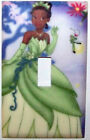 Princess Tiana Light Switch Plates & Electrical Outlets