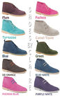 Womans / Ladies New Suede Desert  Boots In 5 colours   3 - 8