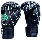 Greenhill boxing gloves web GBW-0059 junior trainer sparring red black 10 Oz