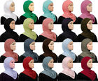 1 Piece Amira hijab underscarf hood cotton NEW pullover