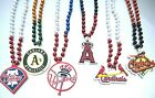 BASEBALL BEADS ON SALE ,,ASSORTED TEAMS,, SALE  $3.99  &  UP