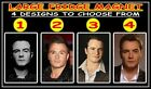 SHANE FILAN WESTLIFE f150m LARGE FRIDGE MAGNET CHOICE OF 4