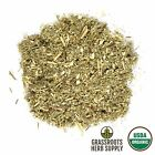 Certified Organic Mugwort Artemisia Vulgaris Wicca Pagan Dried Herb From 1-16 oz