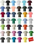 Hanes Beefy-T 6.1 oz. Cotton T-Shirt 5180 S-2XL 41 Colors! NEW
