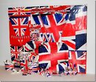 UNION JACK PARTY TABLEWARE ALL U NEED HERE BRITISH JUBILEE OLYMPIC GAMES PLATES