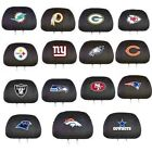 NFL HEAD REST COVERS  Priced from $8.95 & ,up , best deal & watch for sales on eBay