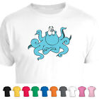 Octopus Cute Animal T-Shirt