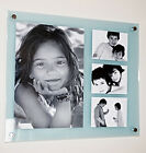 "20x24"" 10mm acrylic picture photo frame for 1x 12x16"" or A3 & 3x 5x7""  pixi"
