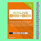 Xbox One 360 LIVE GOLD CARD Karte Code 3 + 1= 4 MONATE Month Mircosoft Per Email