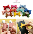 iPod/iPhone Lovely Earphone Winder Cable Cord_Jetoy Minuet Deco Ribbon Winder