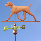 Vizsla Custom Wooden Hand Carved Weathervane.Home,Yard,Barn-Roof Dog Products