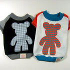 Dog&Cat Clothes Bear Doll Shirts_BE10