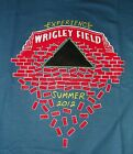 Roger Waters Pink Floyd The Wall live wrigley field concert t-shirt