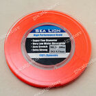 NEW Sea Lion 100% Dyneema  Spectra Braid Fishing Line 500M 50lb Orange