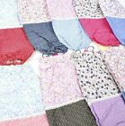 1 Pair Lace Floral Dot Pattern Cotton Arm Sleeve Housework Sleevelet Oversleeve