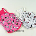 Dog&Cat Clothes Halters Patterns Tank Shirts_A710