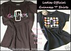 Ladies Guinness 'T' Shirt Size 8 10 12 14 Arthur Guinness 1759