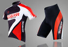 SOBIKE Cycling Suits Short Jersey & Shorts-Time Travel