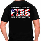343 Shield FIRE Memorial Tee - NYC Firestore