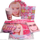 Pink Barbie Party Items Tableware Decorations All Under One Listing PA