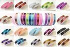 100M SPOOL OF TIGER TAIL WIRE 0.38MM 17 COLOURS! JEWELLERY MAKING