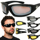 Chopper Wind Resistant Sunglasses Extreme Sports / Motorcycle Riding Glasses