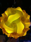 Retro Puzzle Lampshade - Extra Large IQ Jigsaw Light shade kit. 42cm and up