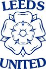 Leeds United FC - Yorkshire Rose vinyl wall decal sticker #1 - LUFC