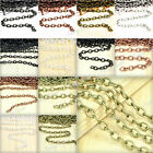 Brandnew Iron Cable Unfinished Chain Fit Neacklace Wholesale Color Size U Choose