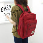 Monopoly Easy to Carry Backpack Organizer School Bag_Laptop Pocket up to 13.3""