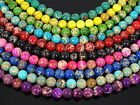 Kyпить Natural Sea Sediment Jasper Gemstone Round Beads 15.5'' 4mm 6mm 8mm 10mm 12mm на еВаy.соm