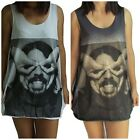 **Unisex Dave Grohl Vest** Tank Top Singlet T-Shirt Dress  **Sizes S M L XL**