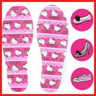 Sanrio Hello Kiitty Shoes Pad Cushion-Pink (Size 5-8.5)