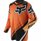NEW FOX 360 FLIGHT JERSEY ORANGE CLEARANCE WAS $49.99 NOW $34.99 FREE SHIPPING!
