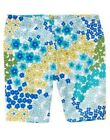 GYMBOREE SEA SPLASH BLUE FLORAL BIKE SHORTS 3 4 5 6 7 8 9 10 12 NWT