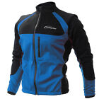 Cycling Bike Bicycle Jersey Wind Rain Jacket Vest Blue